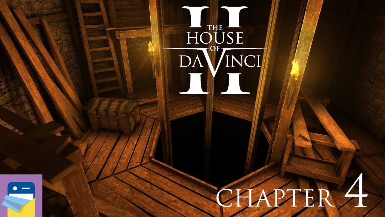 Download The House of Da Vinci 2: Chapter 4 Badia Fiorentina Walkthrough & Gameplay (by Blue Brain Games)