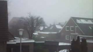 Nebel in Wittmund Teil 2