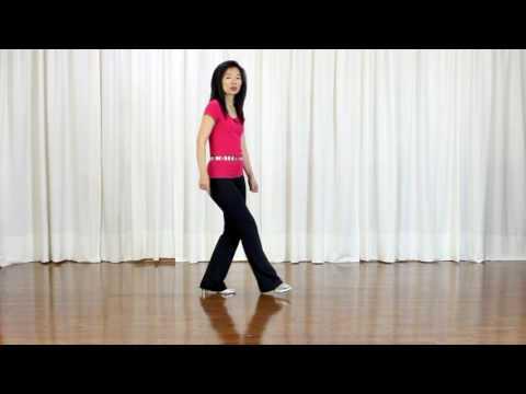 Slowly, Gently, Softly (SGS) - Line Dance (Dance & Teach in English & 中文)