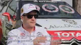 Citroën WRC 2014 - Entrevista a Mads Østberg - Rally de Argentina