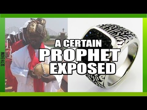 You Need To Hear This, A certain Ghanaian Prophet Exposed