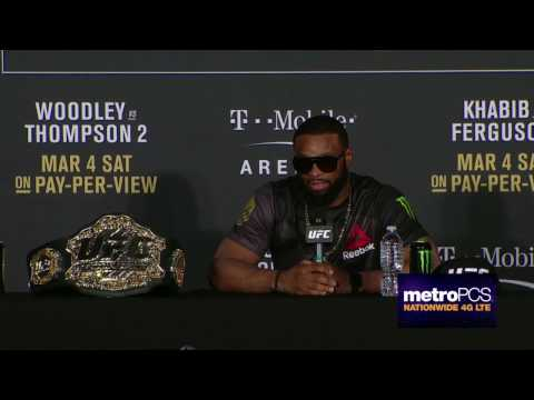 UFC 209: Post-fight Press Conference Highlights