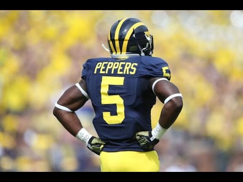 buy popular 3bb53 41714 Jabrill Peppers Ultimate Michigan Highlights