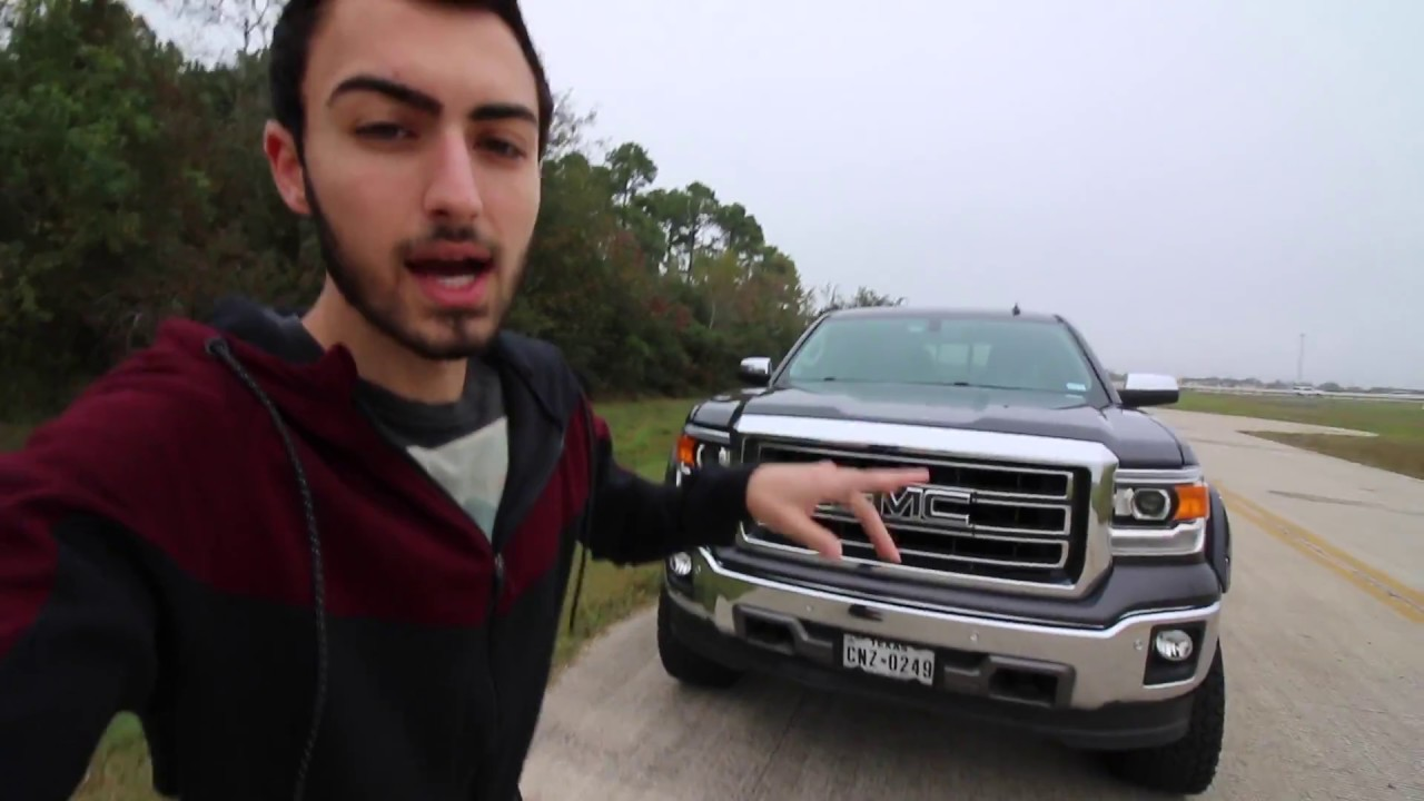 """2014 Chevy Silverado Lifted >> 2"""" Bora Wheel Spacers LongTerm Review on Lifted 2014 GMC"""