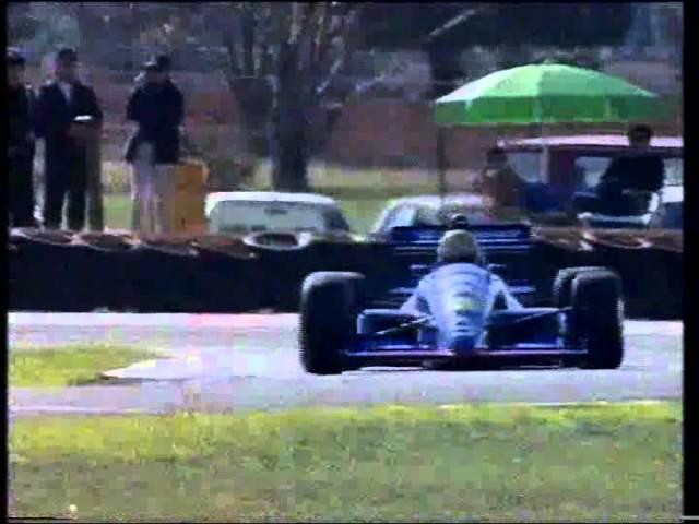 1995 Australian Drivers Championship - Rd 3 Mallala - Race 1