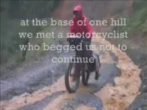 Riding the Spine in Colombia: Landslides & Flashfloods