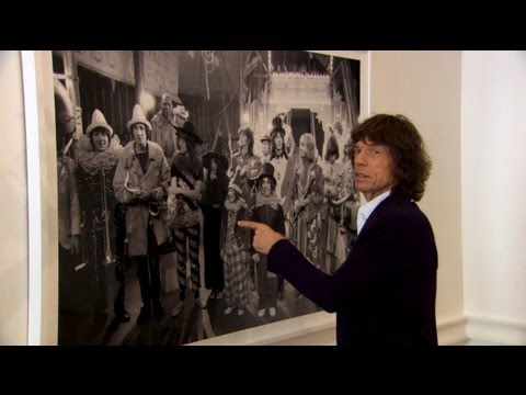 The Rolling Stones: 50 Exhibtion - Mick & Keith at Somerset House