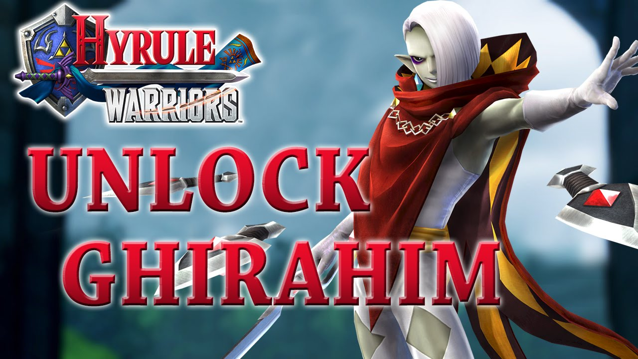 Unlockable Characters And Weapons Hyrule Warriors Wiki