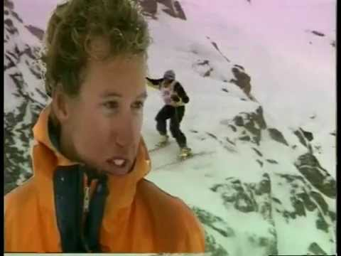 US Extreme Skiing Championship Crested Butte Colorado | 1995