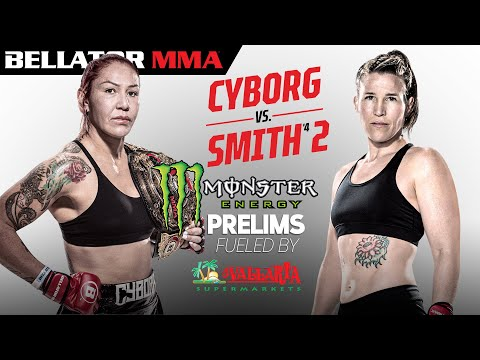 Bellator 259: Cyborg vs. Smith 2 | Monster Energy Prelims fueled by Vallarta Supermarkets | INT