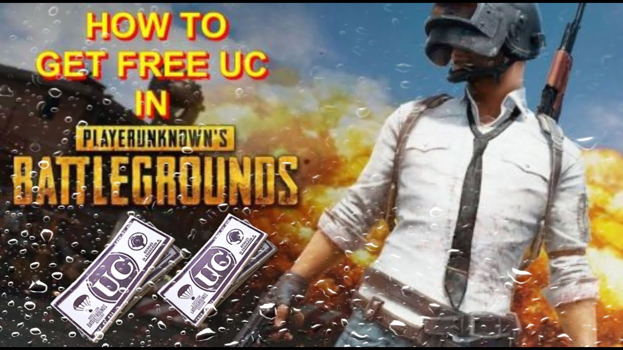 How to get Free UC 100% working #pubg