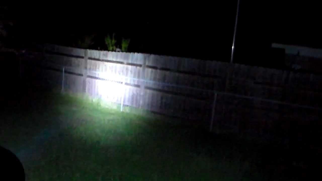 8500 Lumen Hid Torch 85 Watt Vs Wicked Lasers Torch 4100