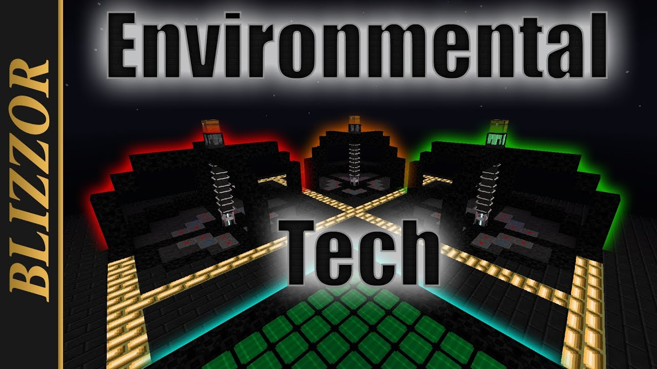 Environmental Tech - Mod Spotlight [Tutorial] [Deutsch] [GER] - Дом 2  новости и слухи