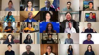 All-Star Cast of Asian Americans and Pacific Islanders for Joe and Kamala | Biden for President 2020