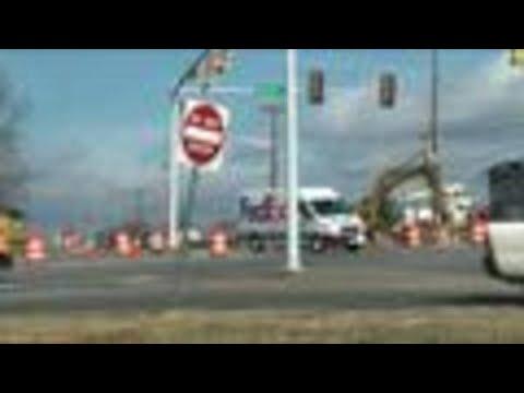 Odd Fellows Road Improvement Project
