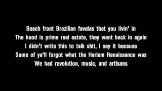 Immortal Technique - Harlem Renaissance Lyrics | HD