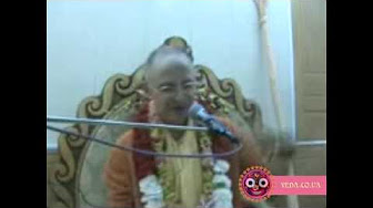 Шримад Бхагаватам 1.14.41 - Бхакти Вигьяна Госвами