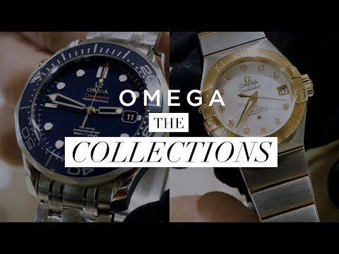 Which OMEGA WATCH collection suits you?