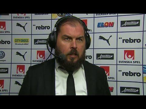 """Axén: """"Dags att visa vilka vi är"""" - TV4 Sport"""