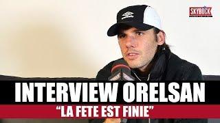 Interview Orelsan