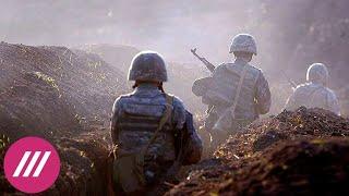 «Войну начал Азербайджан». Дубнов — о том, почему Москва не будет вмешиваться в конфликт в Карабахе