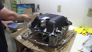 g48 blower update injectors gaskets, snout etc