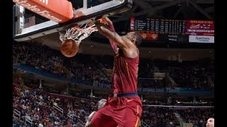 Best Plays From Tuesday Night's NBA Action! | LeBron James Behind The Back Pass and More!