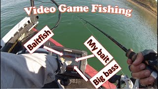 How To Catch Fish Using Your Electronics/sonar Units (NEW BAITS!!)