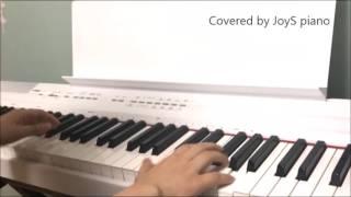 [하백의신부OST 2 ]Savina & Drones(사비나 앤 드론즈) -Glass Bridge (Bride Of The Water God OST) Piano cover
