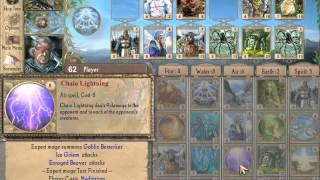 Spectromancer: Gathering of Power - Expert mage - Single Duel 11