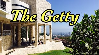 видео Музей Гетти