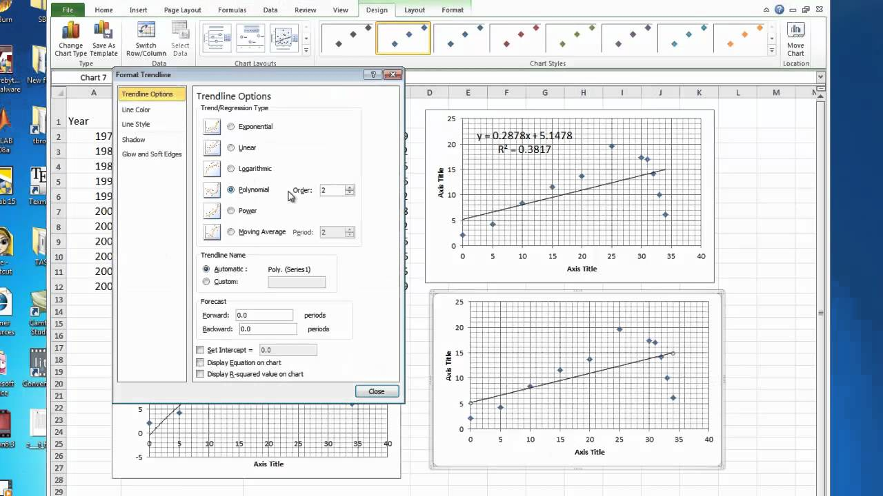 How to Run Regression Analysis in Microsoft Excel (with ...