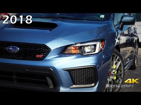 2018 Subaru WRX STI 50th Anniversary- Ultimate In Depth Look in 4K