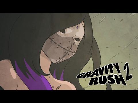 QUI SE CACHE DERRIERE CE MASQUE ?! - Let's Play Gravity Rush 2 ( FR ) #5