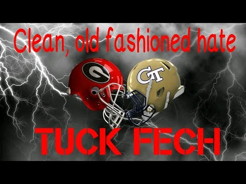 georgia-vs-georgia-tech-hype-&-hate-2017