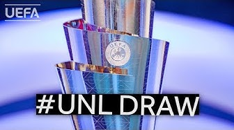 2020/21 UEFA Nations League draw