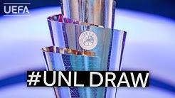 2020/21 UEFA Nations League draw
