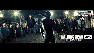 Ходячие мертвецы - трейлер 7 сезона (обзор)