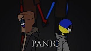 Gambar cover Panic (meme) [countryhumans]