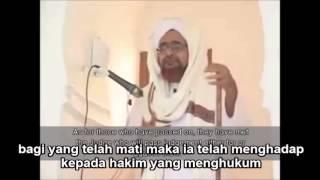 Saksi Karbala Sunni Tulen  شاهد كربلاء سني خالص