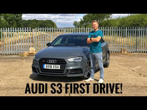 Audi S3 review - The Audi Experience Part 1!