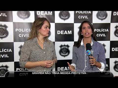 JMD (04/06/18) - Mulher Grávida é Morta Pelo Ex-companheiro