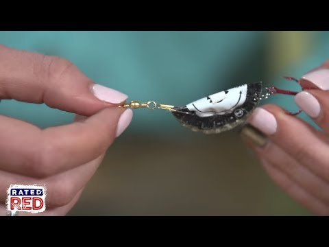 How To: Bottle Cap Fishing Lure