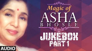 "Magic of ""asha bhosle"" superhit bollywood songs 