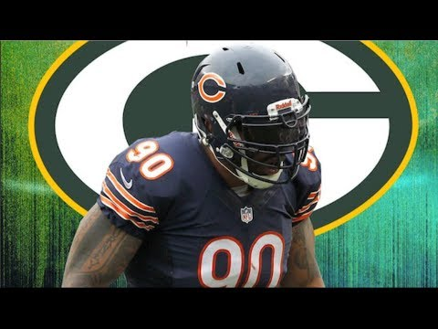 Julius Peppers joins Packers, Ditches Bears