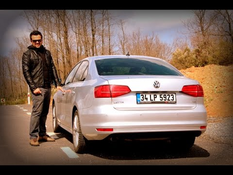 Test - VW Jetta 1.6 TDI DSG
