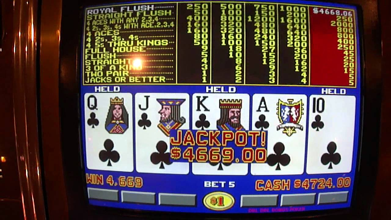 What is royal flush in video poker gambling man lyrics and chords