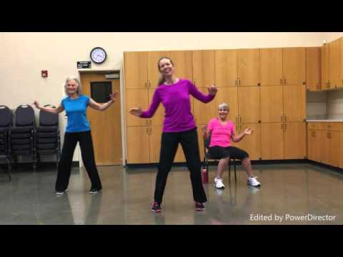 Fall Prevention Exercise Program 2016