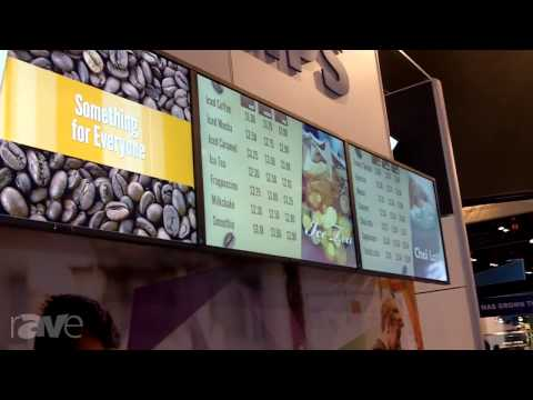 InfoComm 2013: Philips Talks About its Menu Board Applications