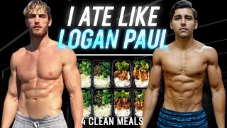 I Ate Like Logan Paul For A Day